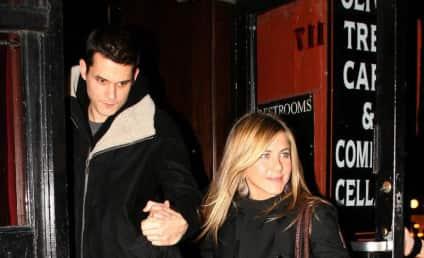 John Mayer Pumps Gas, Jessica Simpson