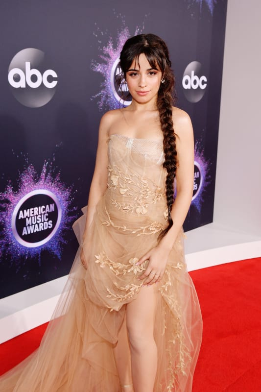 Camila cabello at 2019 amas
