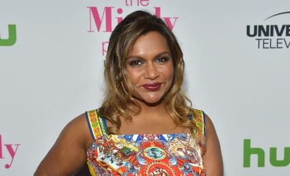 Mindy Kaling: Pregnant with First Child! Father Unknown!