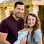 Jinger, Jeremy and Felicity Vuolo