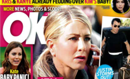Jennifer Aniston: Pregnant and Alone?!