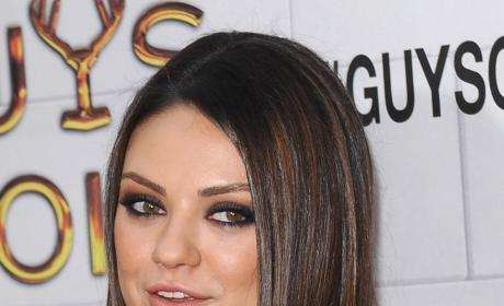 Is Mila Kunis the most f--kable celebrity?