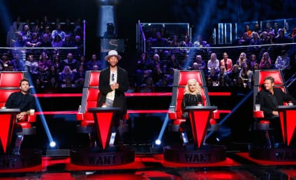 The Voice Season Premiere: Who Turned Heads, Chairs?