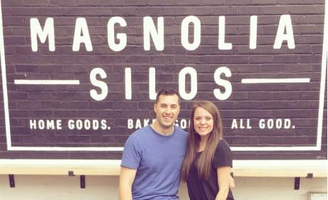 Jinger and Jer at Magnolia