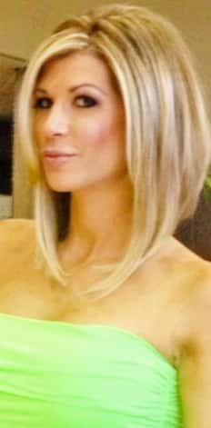 Alexis Bellino Hair