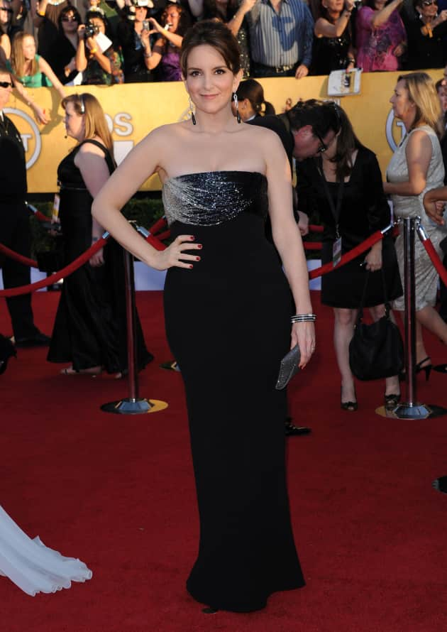 Tina Fey at SAG Awards