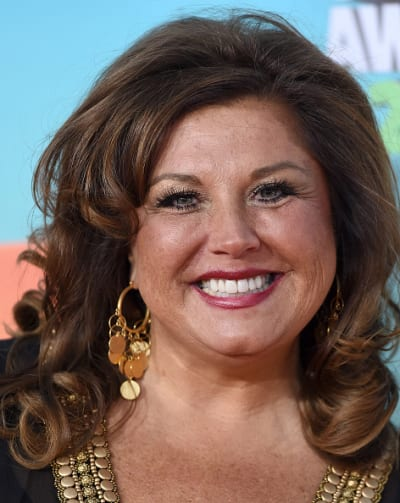Abby Lee Miller At The 2016 Nickelodeon Kids' Choice Awards