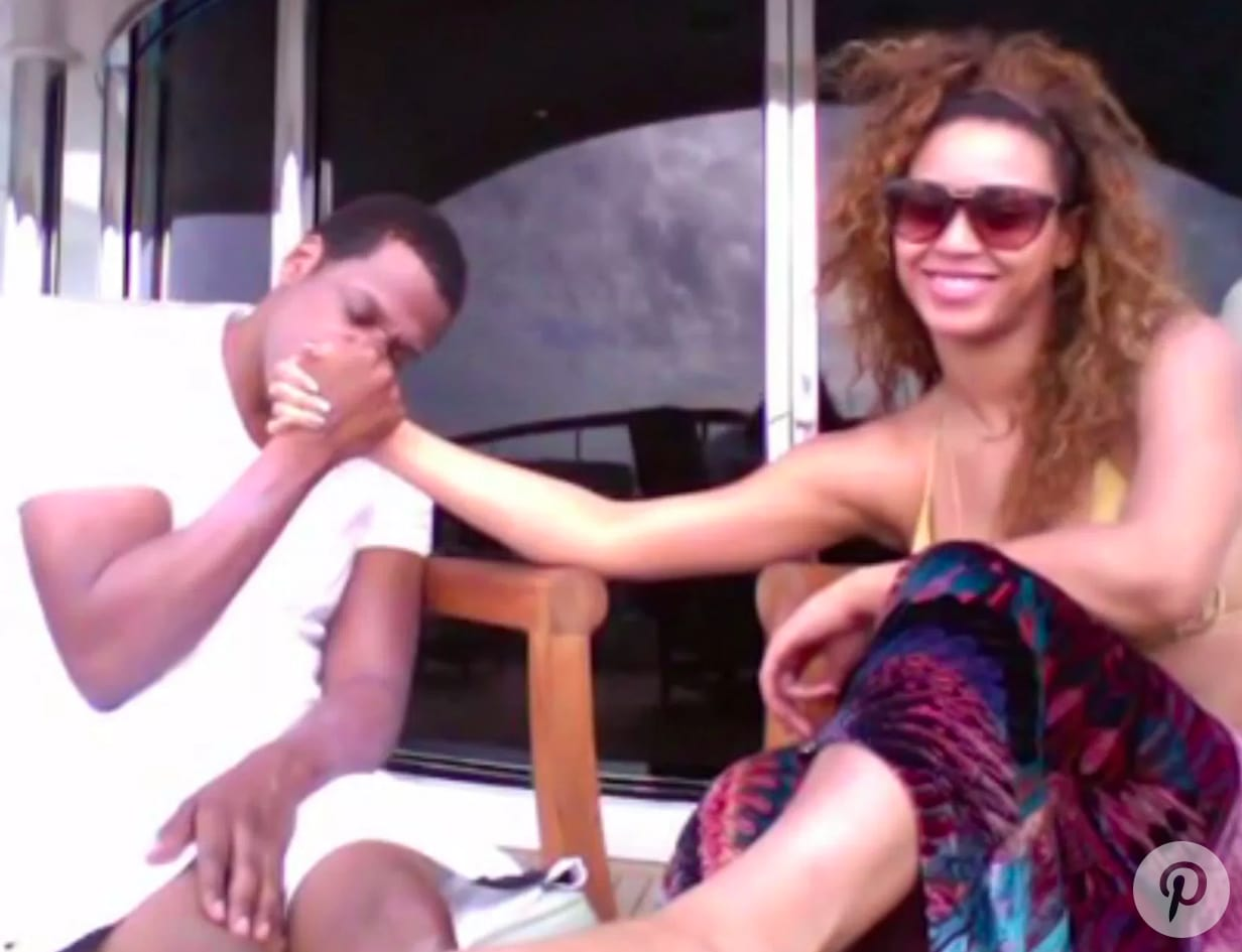 Beyonce Shares Intimate Video in Honor of Anniversary - The ...