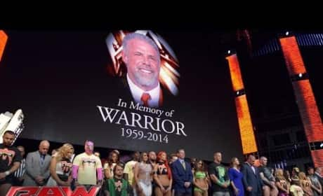 Ultimate Warrior Tribute Video