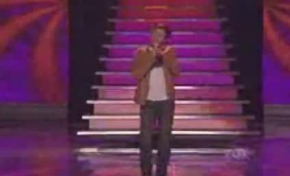 Scotty McCreery Goes Swingin' on Idol