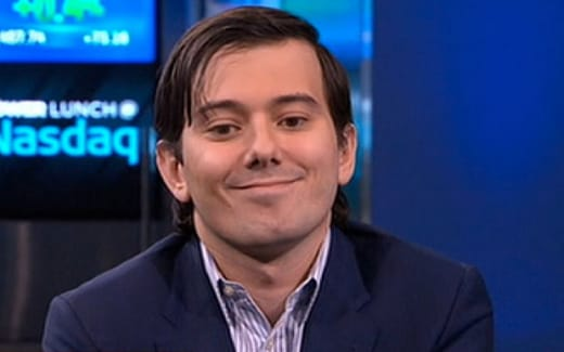 Martin Shkreli Photo