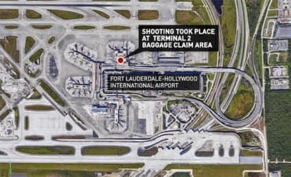 Esteban Santiago Identified as Fort Lauderdale Airport Shooter
