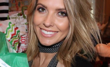 Audrina Patridge Breastfeeds Baby Daughter In New Picture