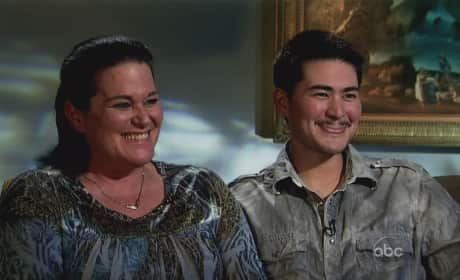 Thomas Beatie and Wife