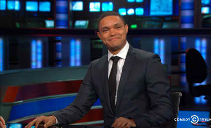 Trevor Noah to Replace Jon Stewart on The Daily Show!