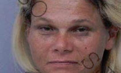 Crystal Methvin Arrested for Crystal Meth, Fulfilling Her Destiny