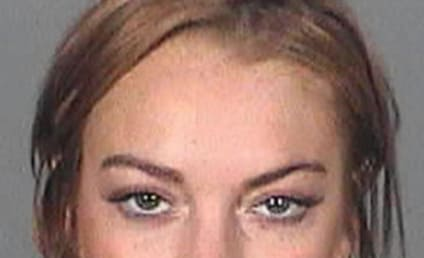 Lindsay Lohan Mug Shot: Somebody's NOT Happy!