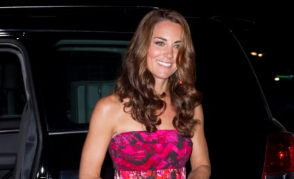 Kate Middleton Commits Fashion Faux Pas