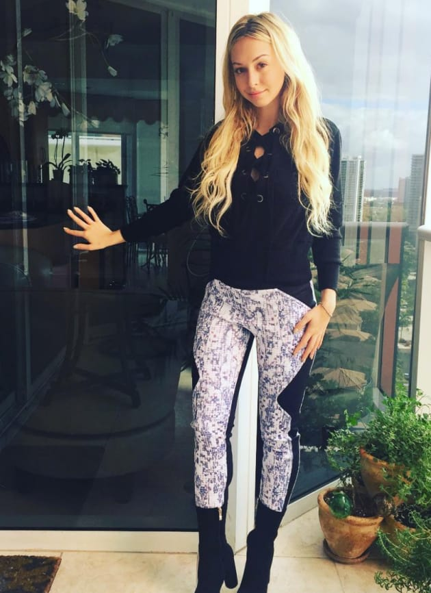 Dallas Auto Show >> Corinne Olympios Breaks Silence on Bachelor in Paradise ...