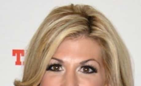 Alexis Bellino Hairstyle