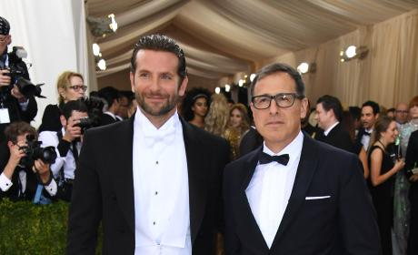 Bradley Cooper and David O. Russell: 2016 Costume Institute Gala