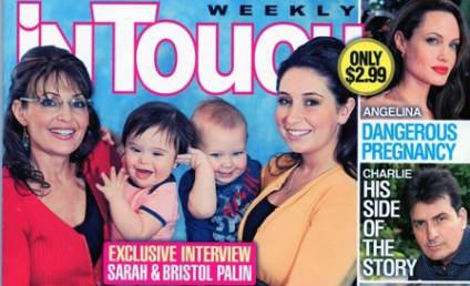 Sarah and Bristol Palin Choose Life, Pimping Babies