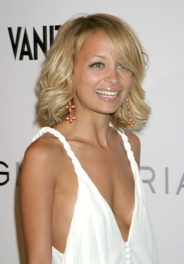 Which Nicole Richie Hairstyle Is Hottest The Hollywood