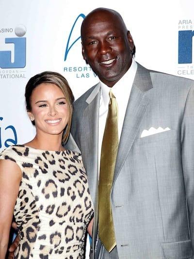 Yvette Prieto, Michael Jordan