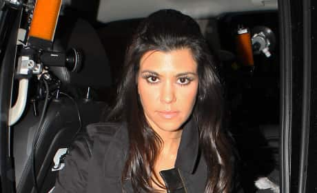 It's Kourtney!