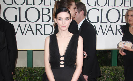 Who looked prettier at the Golden Globes, Rooney Mara or Shailene Woodley?