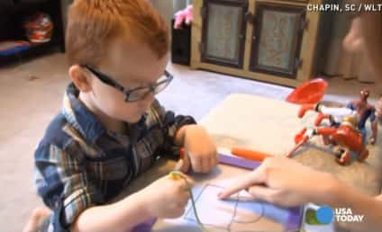 Facebook Helps 4-Year-Old Learn to Love His New Glasses