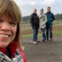 Amy roloff snaps selfie with molly roloff and chris marek