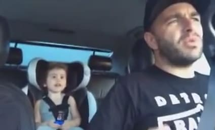 """Dad Gets TOTALLY Into """"Let It Go,"""" Sets New Parenting Standard"""