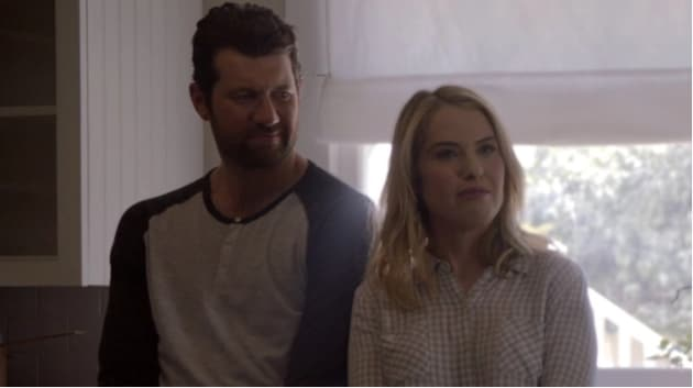 Billy Eichner, Leslie Grossman for FX