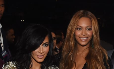 Kim Kardashian and Beyonce, Before the Feud