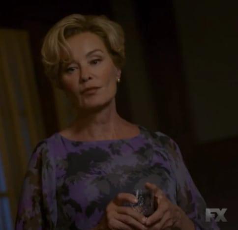 Jessica Lange on American Horror Story: Apocalypse