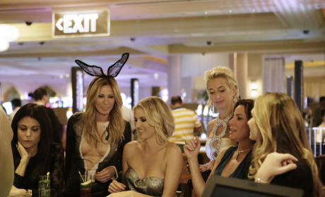 The Real Housewives of NYC in NJ