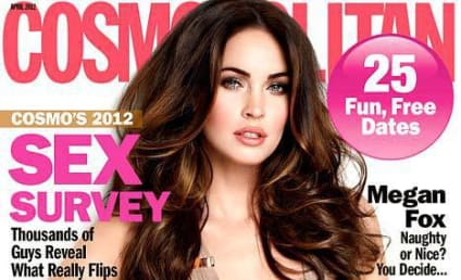 "Megan Fox Wants Kids with ""Soulmate"" Brian Austin Green"