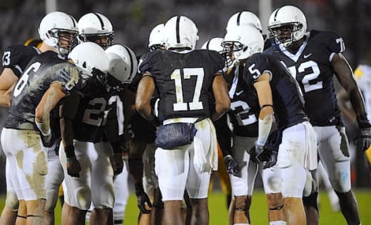 Penn State Uniforms