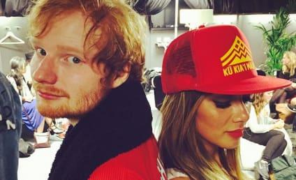 Ed Sheeran and Nicole Scherzinger: Totes Dating!