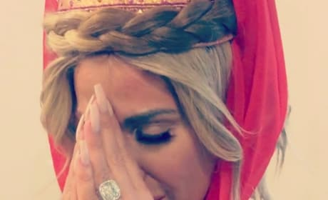 Kim Zolciak: DWTS Season Finale
