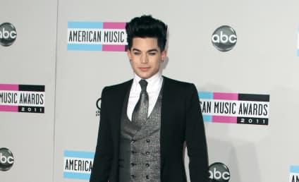 AMA Fashion Face-Off: Adam Lambert vs. Justin Bieber