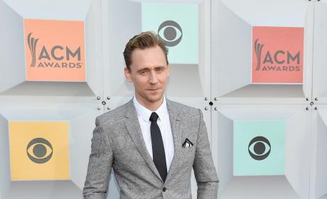 Tom Hiddleston: 51st Academy of Country Music Awards