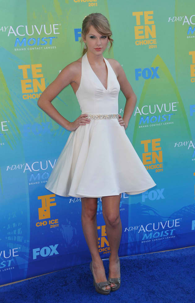 Taylor Swift at the TCAs