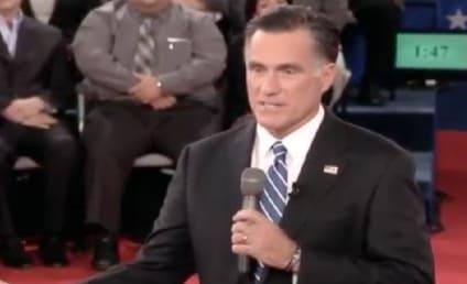 Binders Full of Women: Romney Debate Explodes Into Internet Meme