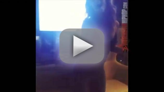 Rihanna Twerking