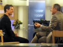 Tom Cruise, Matt Lauer