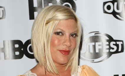 Tori Spelling Welcomes Third Child!