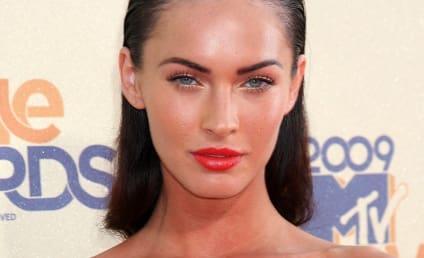 Megan Fox Shrugs Off Hair Haters