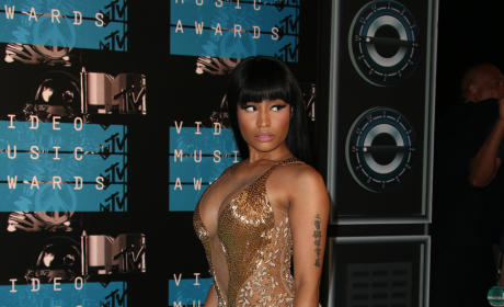 Nicki Minaj at 2015 VMAs